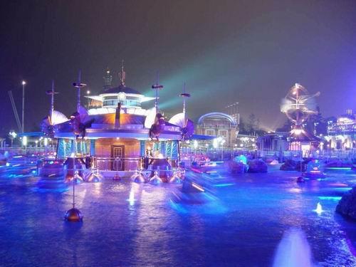 与上海迪士尼定位不同 香港迪士尼深耕广东市场